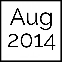 August 2014 Board Documents