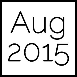 August 2015 Board Documents