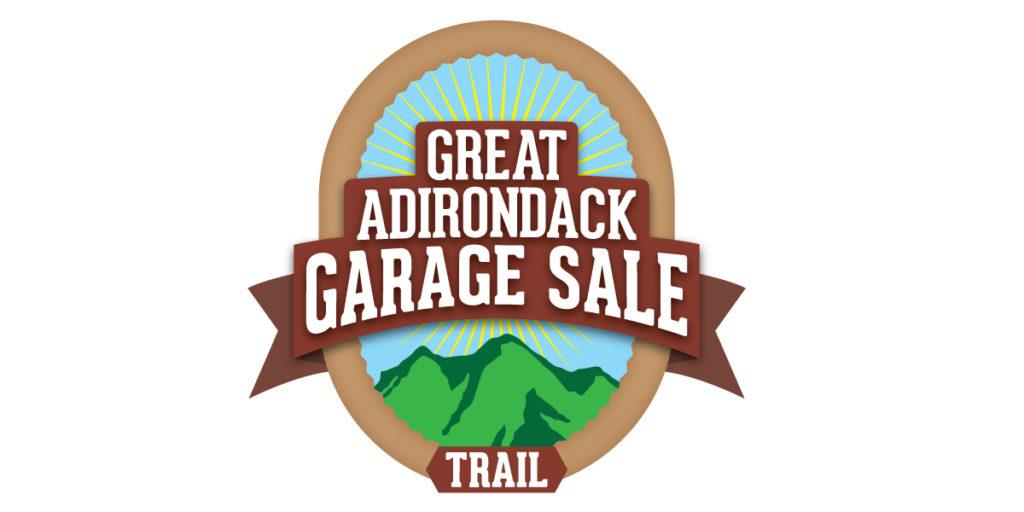 Great Adirondack Garage Sale Logo