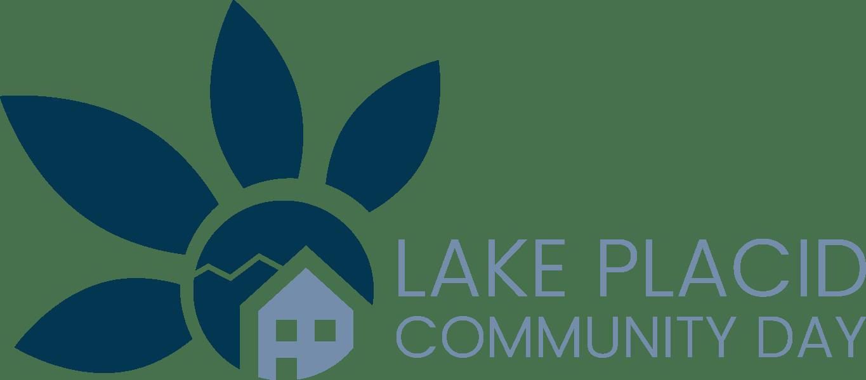 Lake Placid Community Day logo