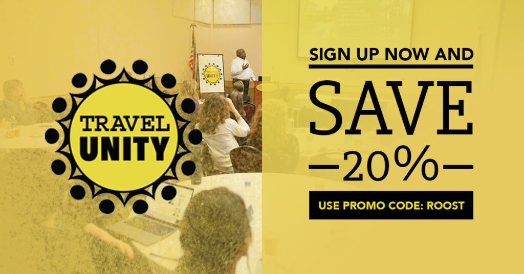 Sign up now and save 20%. Use promo code: ROOST